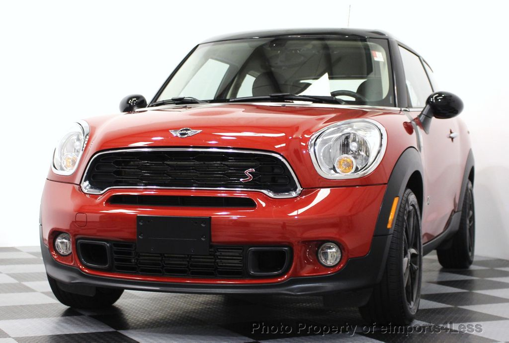 2015 MINI Cooper Paceman CERTIFIED PACEMAN S ALL4 AWD SUV  - 15259672 - 11