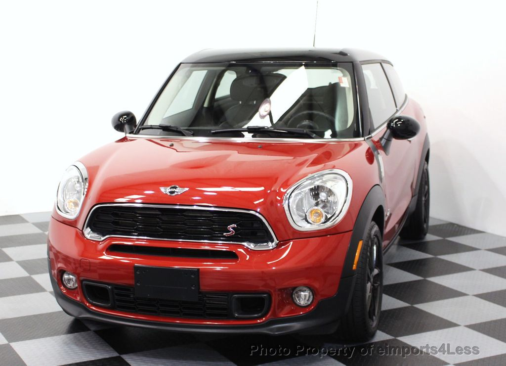 2015 MINI Cooper Paceman CERTIFIED PACEMAN S ALL4 AWD SUV  - 15259672 - 12