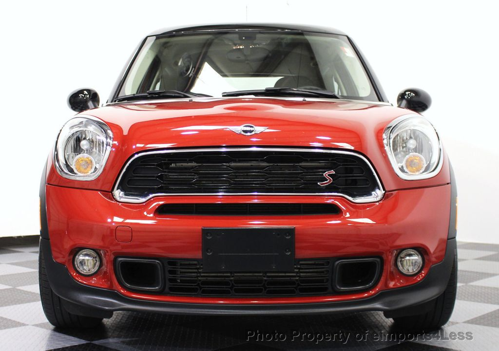 2015 MINI Cooper Paceman CERTIFIED PACEMAN S ALL4 AWD SUV  - 15259672 - 13
