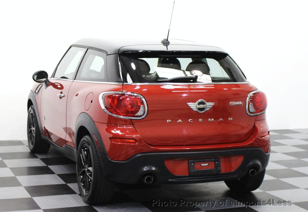 2015 MINI Cooper Paceman CERTIFIED PACEMAN S ALL4 AWD SUV  - 15259672 - 15