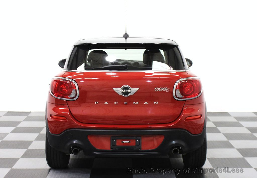 2015 MINI Cooper Paceman CERTIFIED PACEMAN S ALL4 AWD SUV  - 15259672 - 16