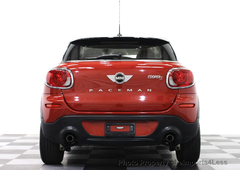 2015 MINI Cooper Paceman CERTIFIED PACEMAN S ALL4 AWD SUV  - 15259672 - 17