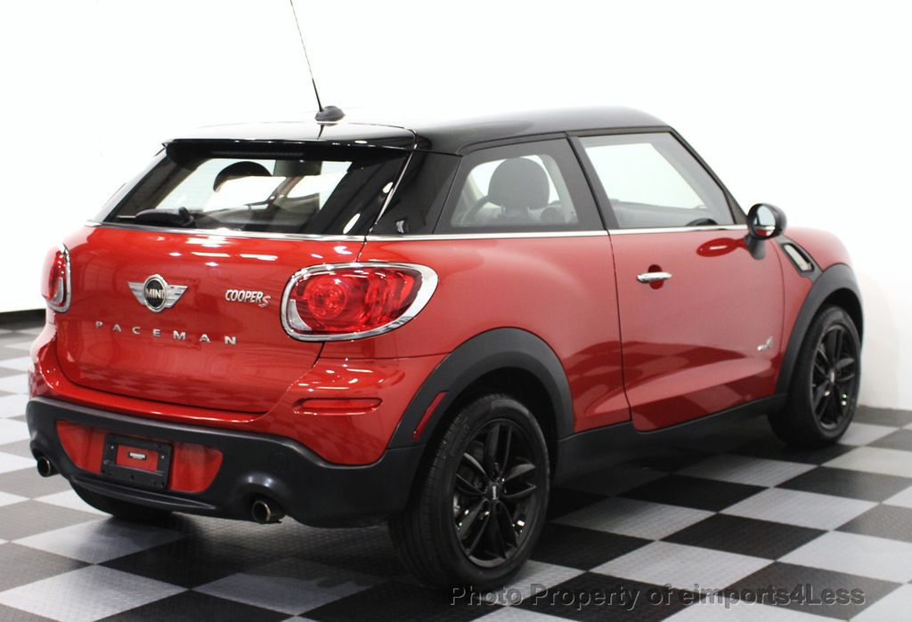 2015 MINI Cooper Paceman CERTIFIED PACEMAN S ALL4 AWD SUV  - 15259672 - 18