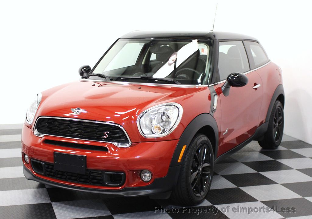 2015 MINI Cooper Paceman CERTIFIED PACEMAN S ALL4 AWD SUV  - 15259672 - 21
