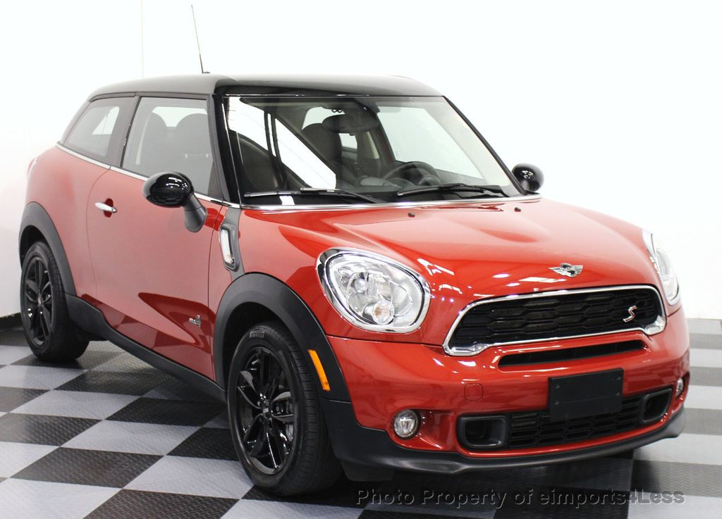 2015 MINI Cooper Paceman CERTIFIED PACEMAN S ALL4 AWD SUV  - 15259672 - 22