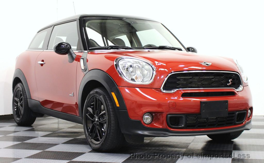 2015 MINI Cooper Paceman CERTIFIED PACEMAN S ALL4 AWD SUV  - 15259672 - 23