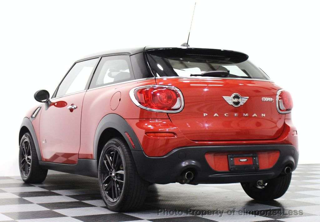 2015 MINI Cooper Paceman CERTIFIED PACEMAN S ALL4 AWD SUV  - 15259672 - 24