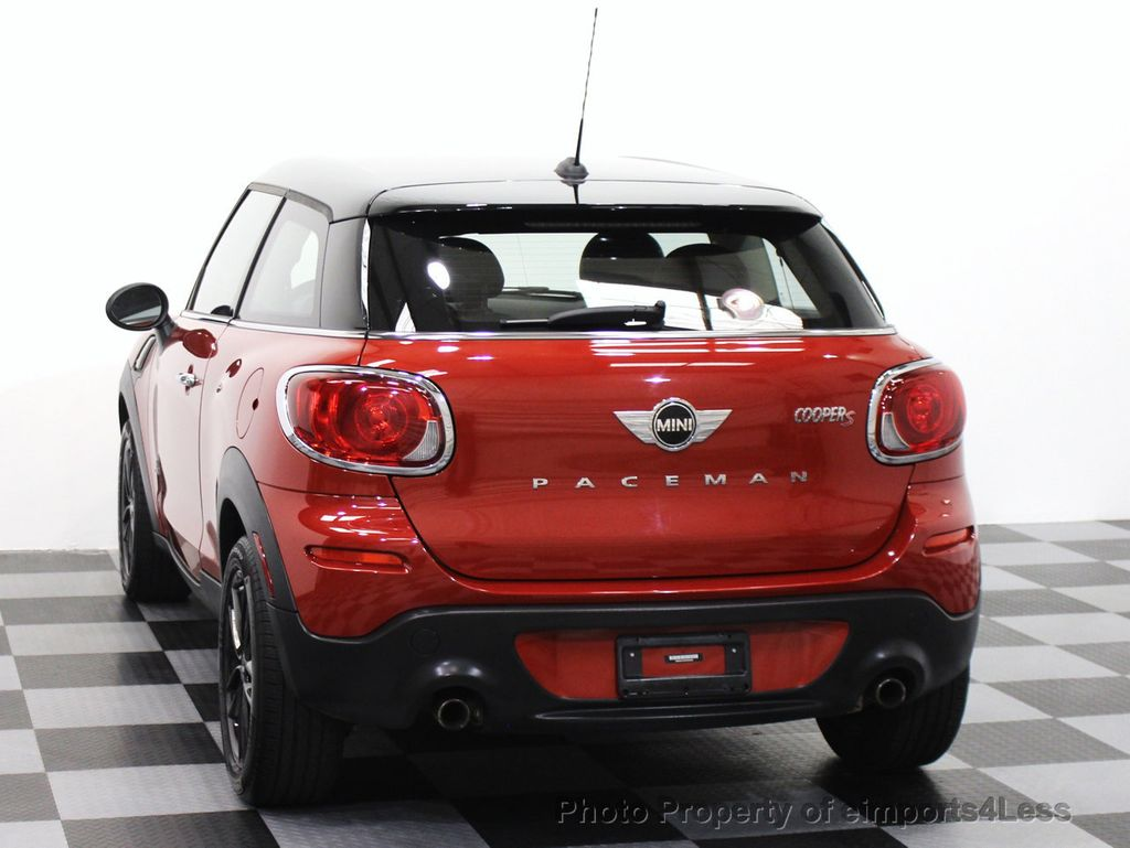 2015 MINI Cooper Paceman CERTIFIED PACEMAN S ALL4 AWD SUV  - 15259672 - 25