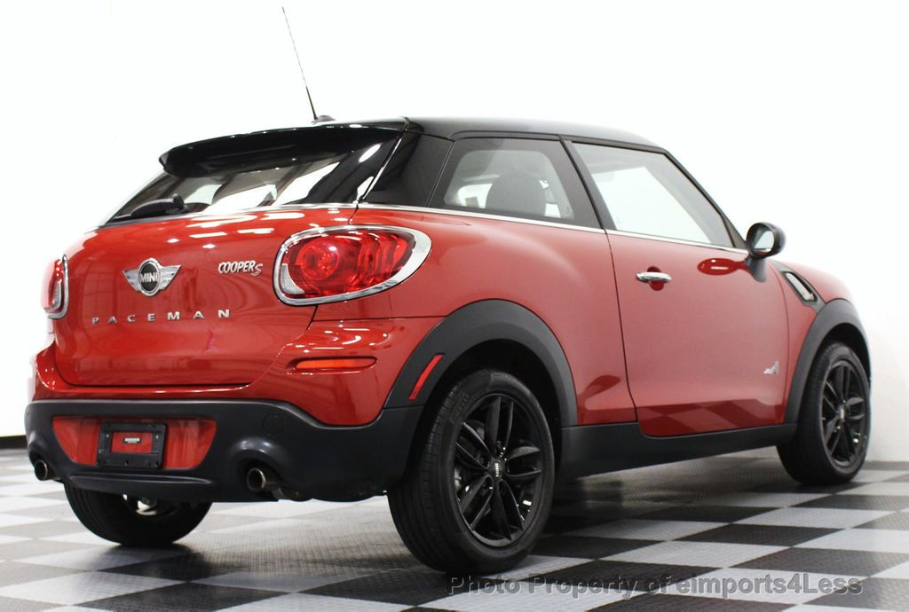 2015 MINI Cooper Paceman CERTIFIED PACEMAN S ALL4 AWD SUV  - 15259672 - 26