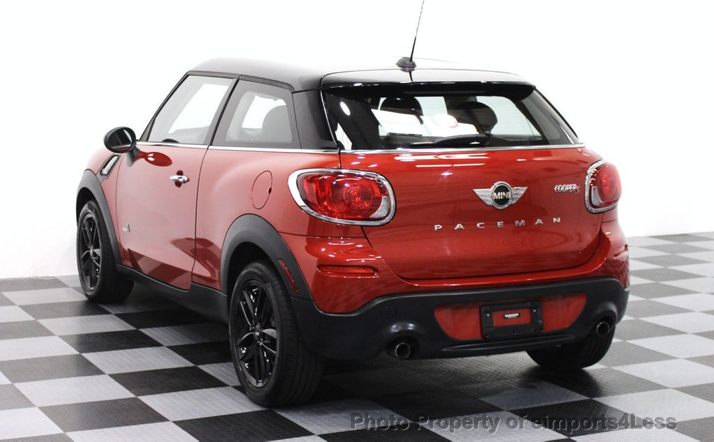 2015 MINI Cooper Paceman CERTIFIED PACEMAN S ALL4 AWD SUV  - 15259672 - 2