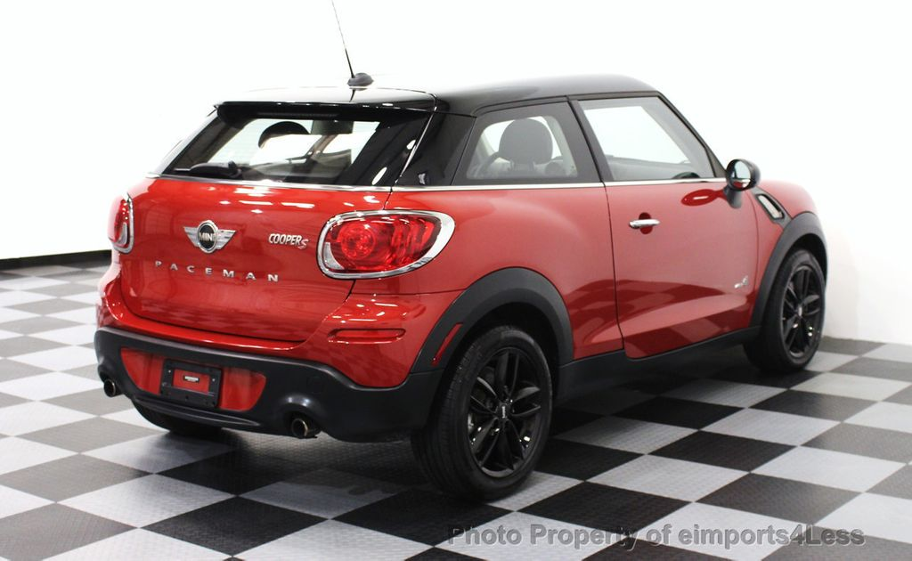 2015 MINI Cooper Paceman CERTIFIED PACEMAN S ALL4 AWD SUV  - 15259672 - 3