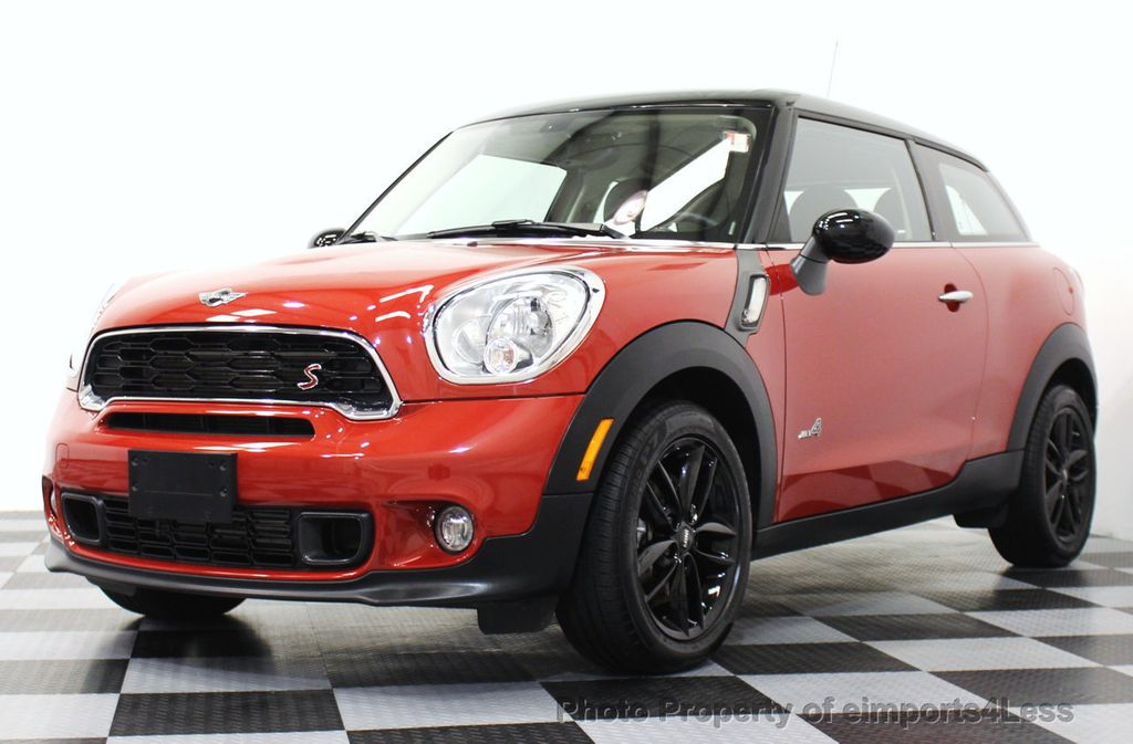 2015 MINI Cooper Paceman CERTIFIED PACEMAN S ALL4 AWD SUV  - 15259672 - 41