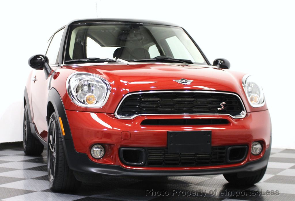 2015 MINI Cooper Paceman CERTIFIED PACEMAN S ALL4 AWD SUV  - 15259672 - 42
