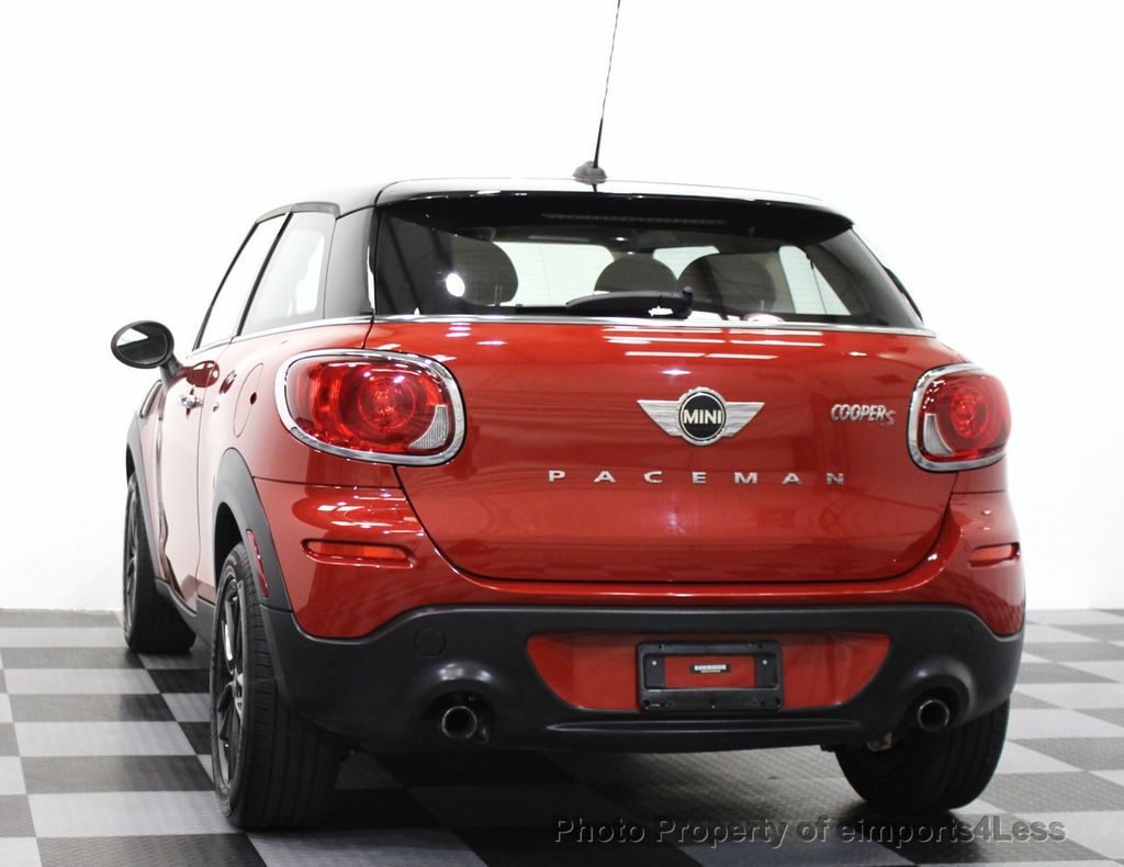 2015 MINI Cooper Paceman CERTIFIED PACEMAN S ALL4 AWD SUV  - 15259672 - 43