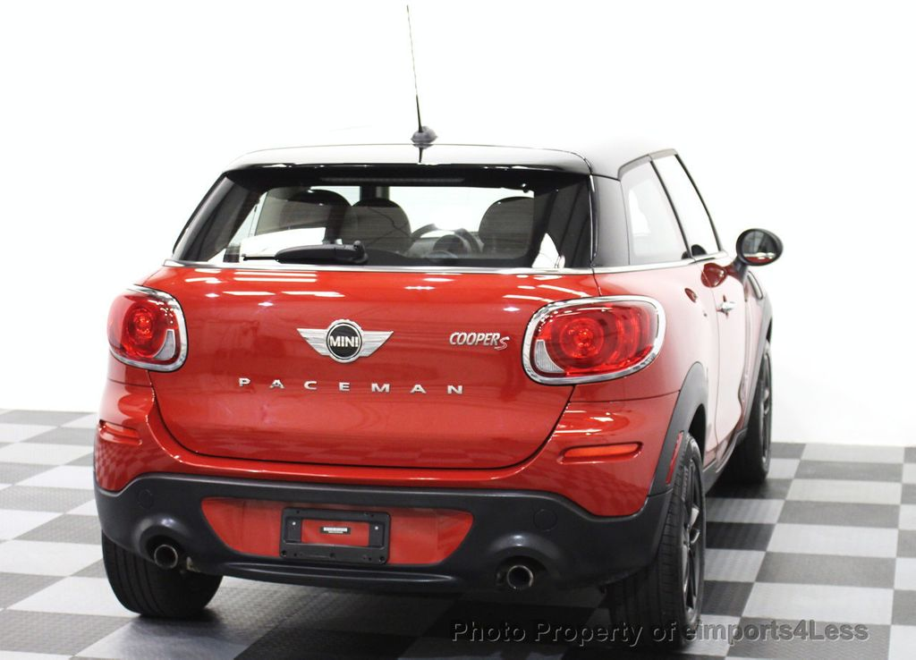 2015 MINI Cooper Paceman CERTIFIED PACEMAN S ALL4 AWD SUV  - 15259672 - 44