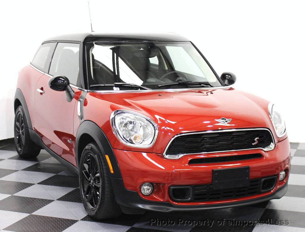 2015 MINI Cooper Paceman CERTIFIED PACEMAN S ALL4 AWD SUV  - 15259672 - 53