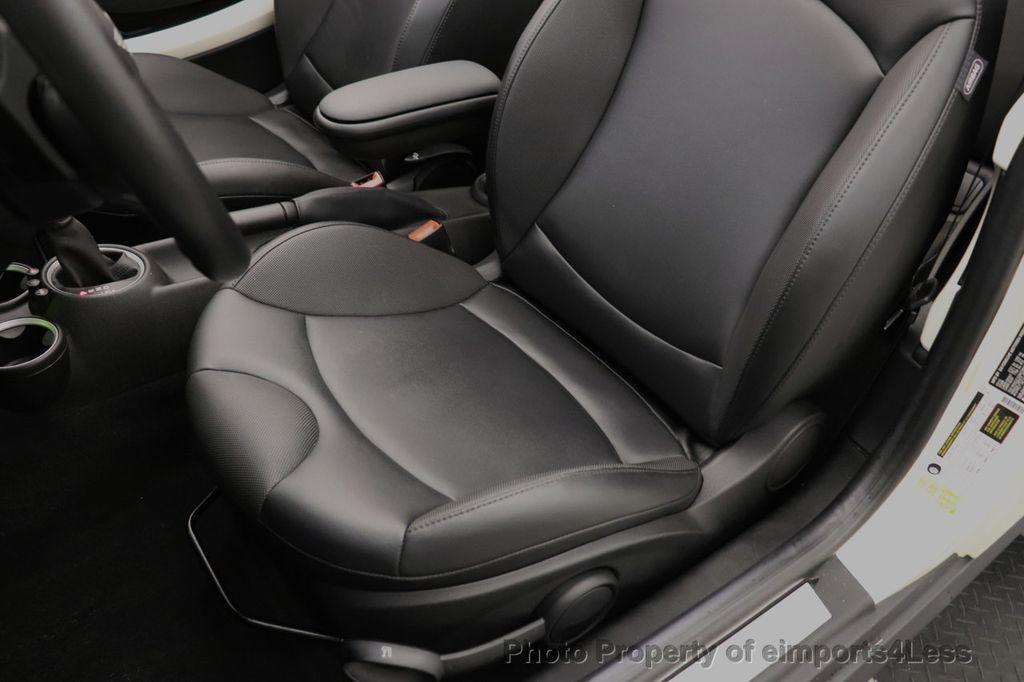 2015 MINI Cooper S Convertible CERTIFIED Cooper S  - 18467695 - 21