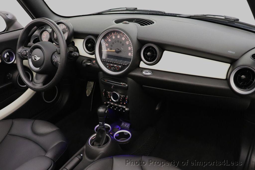 2015 MINI Cooper S Convertible CERTIFIED Cooper S  - 18467695 - 34