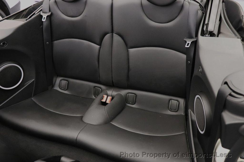 2015 MINI Cooper S Convertible CERTIFIED Cooper S  - 18467695 - 35