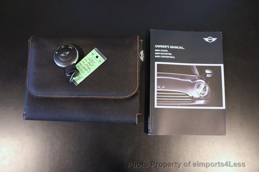 2015 MINI Cooper S Convertible CERTIFIED Cooper S  - 18467695 - 38