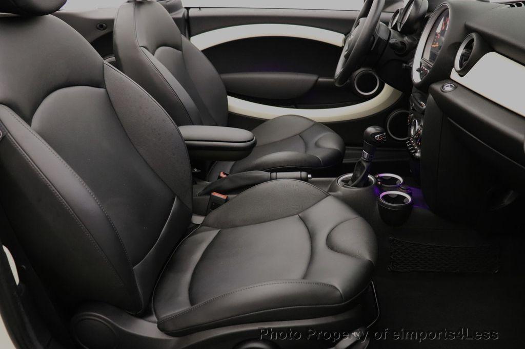 2015 MINI Cooper S Convertible CERTIFIED Cooper S  - 18467695 - 47