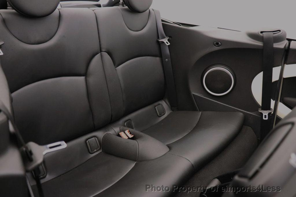 2015 MINI Cooper S Convertible CERTIFIED Cooper S  - 18467695 - 8
