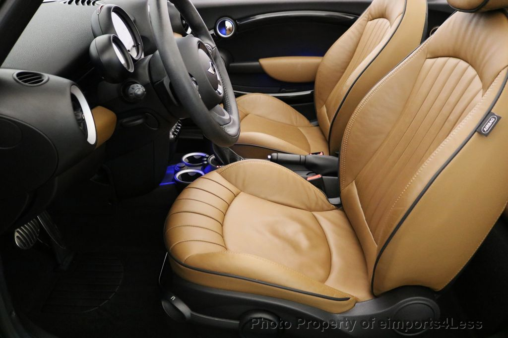 2015 MINI Cooper S Convertible CERTIFIED COOPER S CABRIOLET HK LEATHER - 17274704 - 5