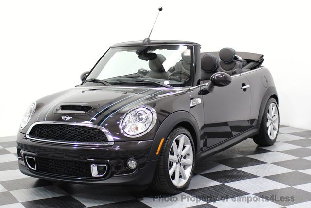 Used Mini Cooper Convertible >> 2015 Used Mini Cooper S Convertible Certified Cooper S Highgate Package At Eimports4less Serving Doylestown Bucks County Pa Iid 17517261