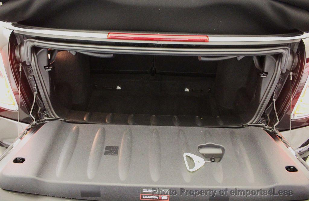 2015 MINI Cooper S Convertible CERTIFIED Cooper S Xenons Wired Tech HK AUDIO - 18227504 - 21