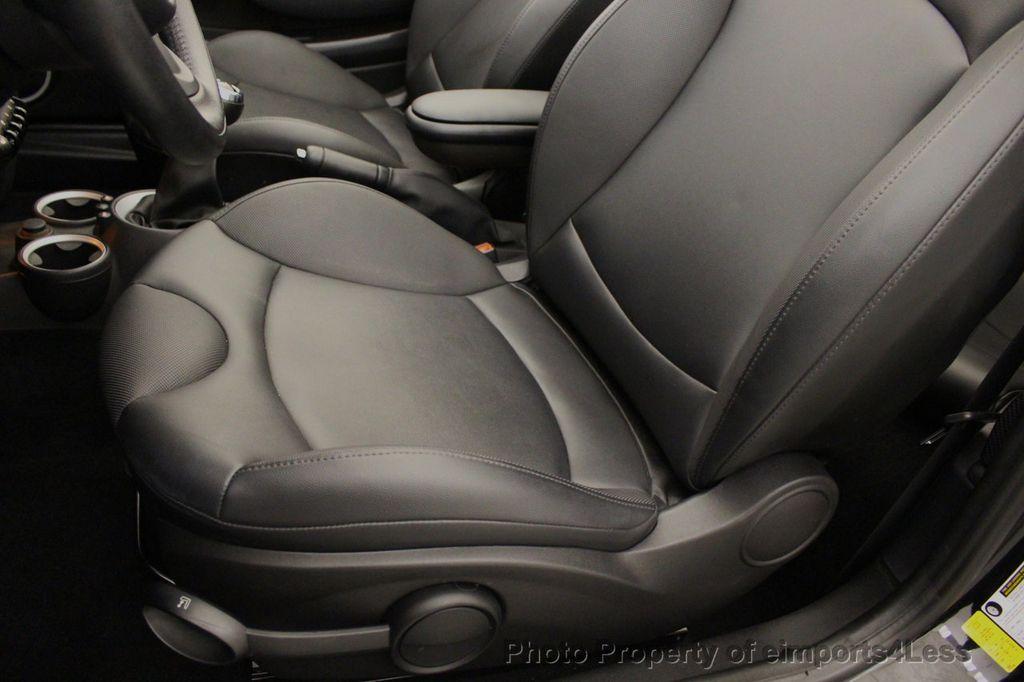 2015 MINI Cooper S Convertible CERTIFIED Cooper S Xenons Wired Tech HK AUDIO - 18227504 - 22