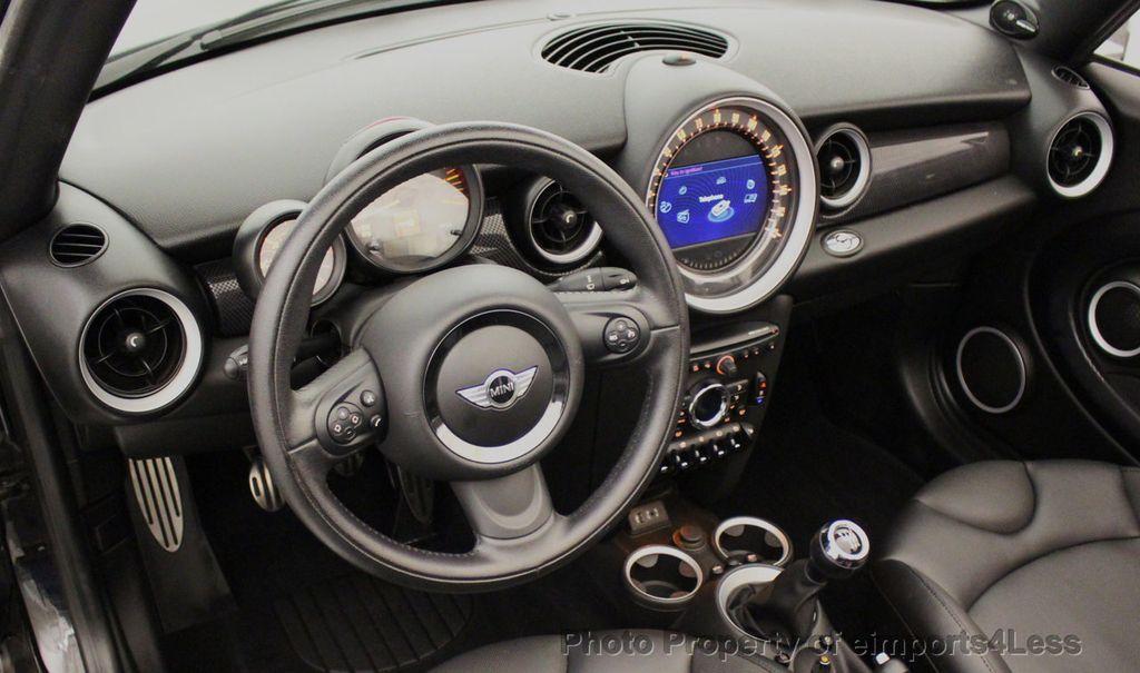 2015 MINI Cooper S Convertible CERTIFIED Cooper S Xenons Wired Tech HK AUDIO - 18227504 - 32