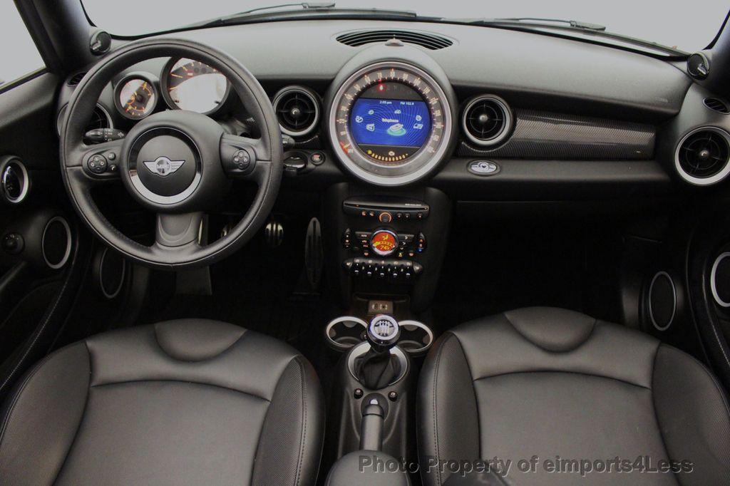 2015 MINI Cooper S Convertible CERTIFIED Cooper S Xenons Wired Tech HK AUDIO - 18227504 - 33