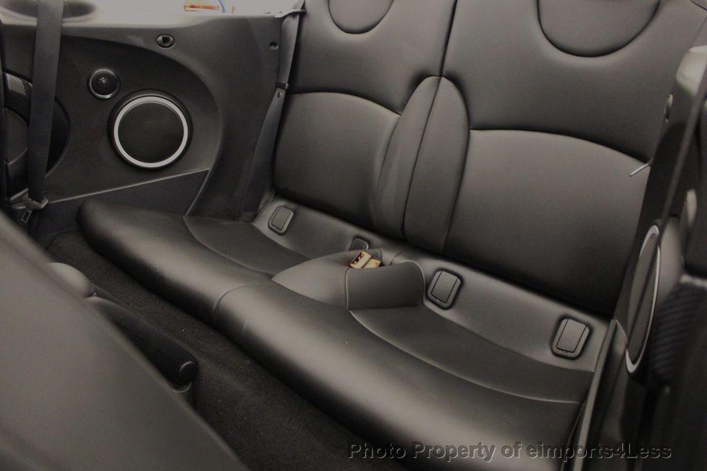 2015 MINI Cooper S Convertible CERTIFIED Cooper S Xenons Wired Tech HK AUDIO - 18227504 - 35
