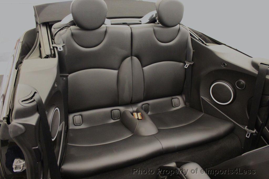 2015 MINI Cooper S Convertible CERTIFIED Cooper S Xenons Wired Tech HK AUDIO - 18227504 - 50
