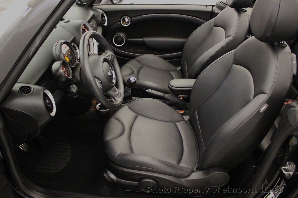 2015 MINI Cooper S Convertible CERTIFIED Cooper S Xenons Wired Tech HK AUDIO - 18227504 - 5