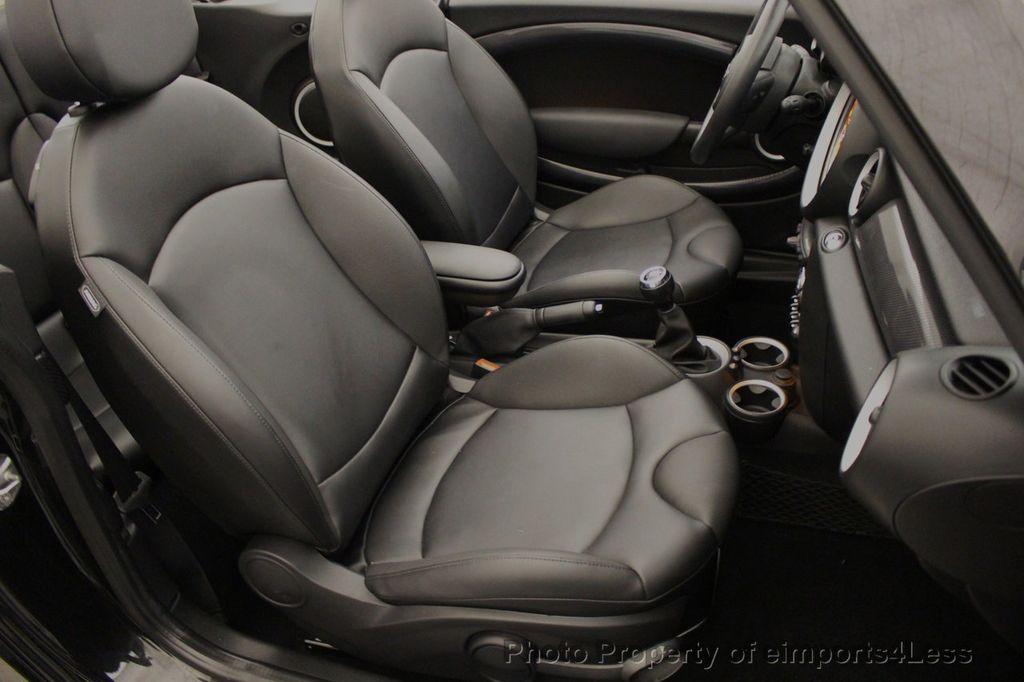 2015 MINI Cooper S Convertible CERTIFIED Cooper S Xenons Wired Tech HK AUDIO - 18227504 - 6
