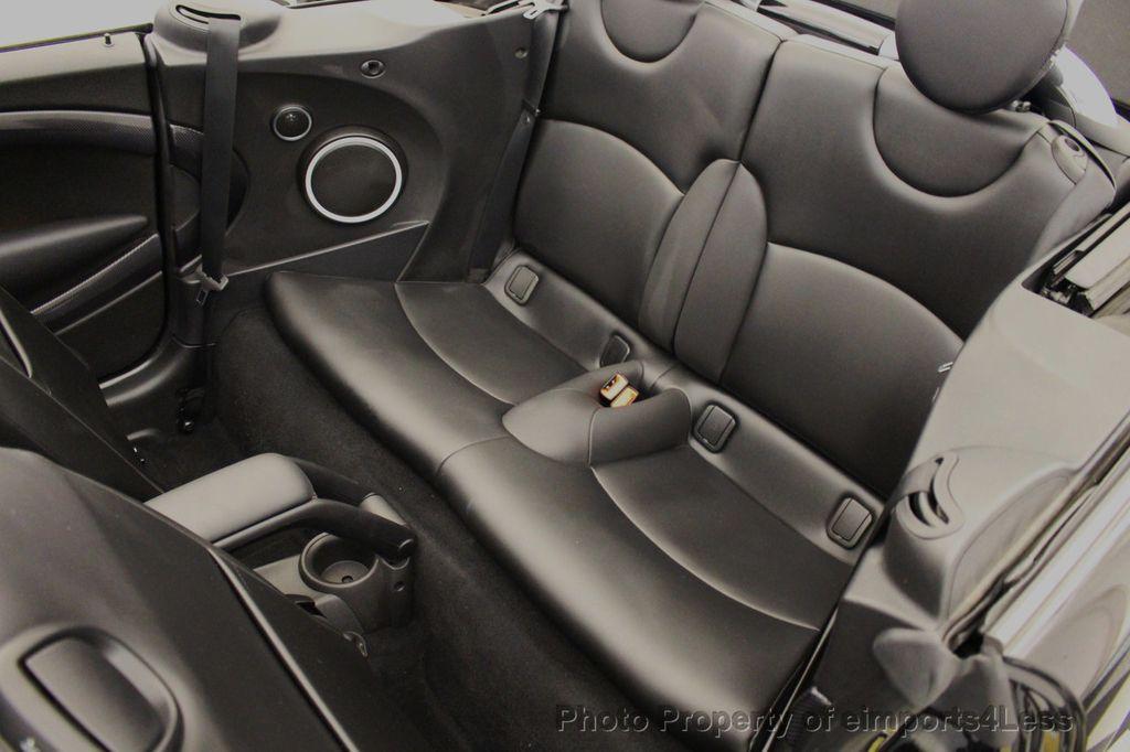 2015 MINI Cooper S Convertible CERTIFIED Cooper S Xenons Wired Tech HK AUDIO - 18227504 - 7