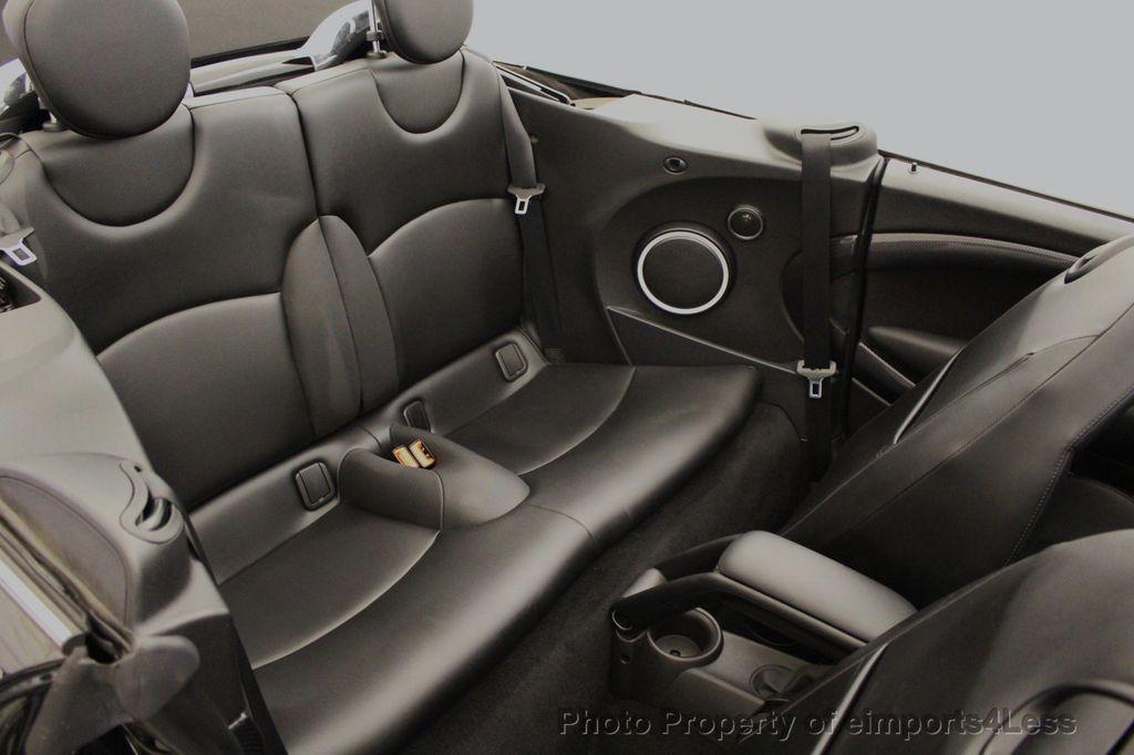 2015 MINI Cooper S Convertible CERTIFIED Cooper S Xenons Wired Tech HK AUDIO - 18227504 - 8