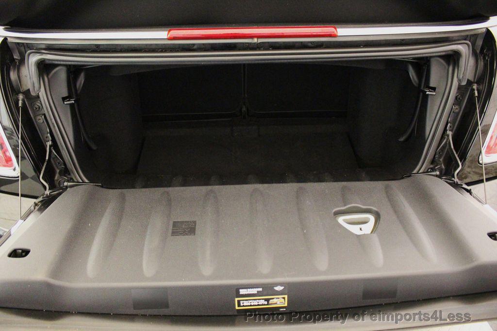 2015 MINI Cooper S Convertible CERTIFIED Mini Cooper 6 speed Manual Trans HK AUDIO - 18257408 - 20