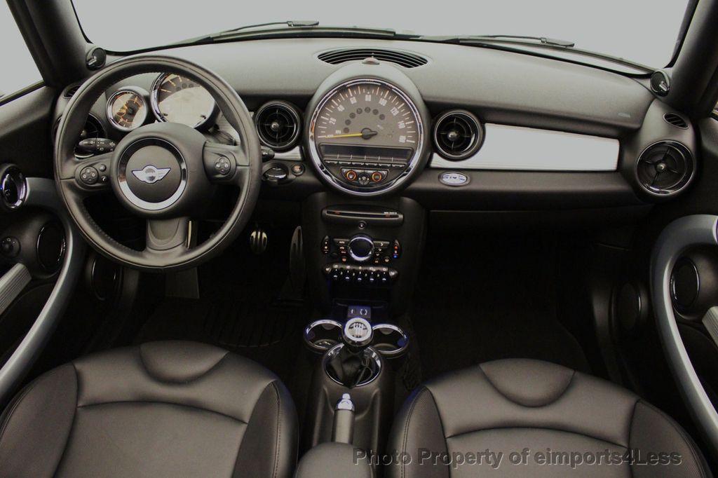 2015 MINI Cooper S Convertible CERTIFIED Mini Cooper 6 speed Manual Trans HK AUDIO - 18257408 - 32