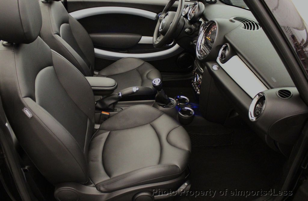 2015 MINI Cooper S Convertible CERTIFIED Mini Cooper 6 speed Manual Trans HK AUDIO - 18257408 - 6