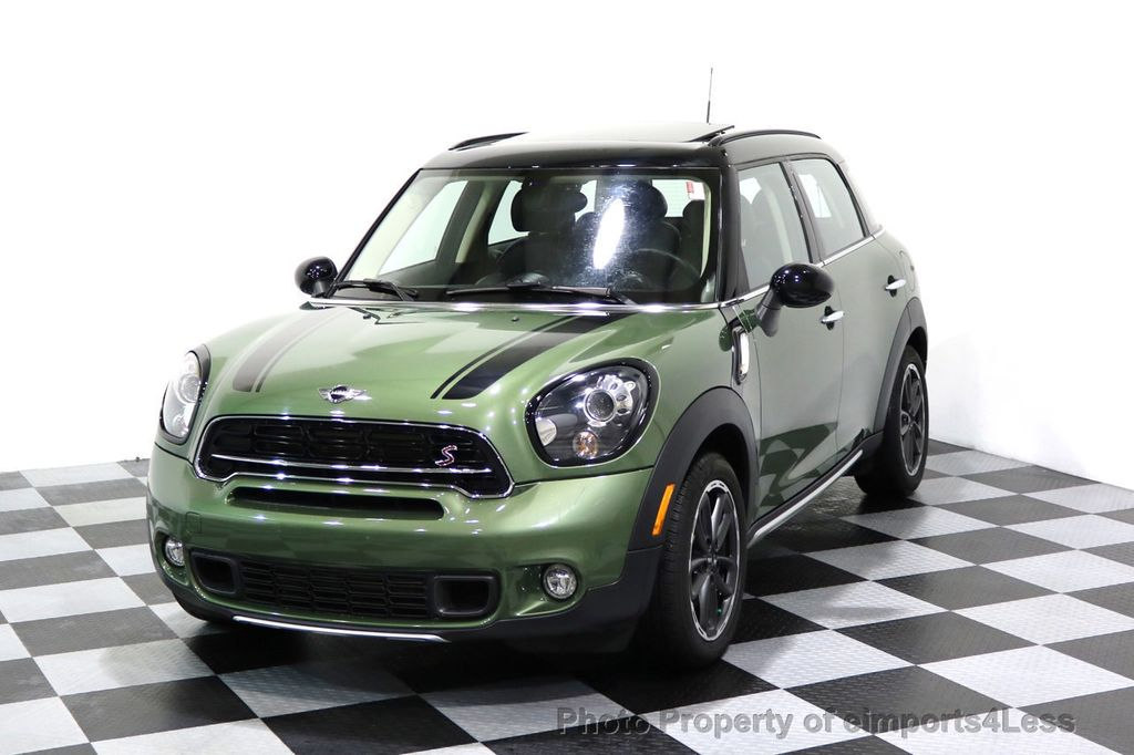 2015 MINI Cooper S Countryman CERTIFIED COUNTRYMAN S ALL4 AWD 6 SPEED - 17234272 - 0