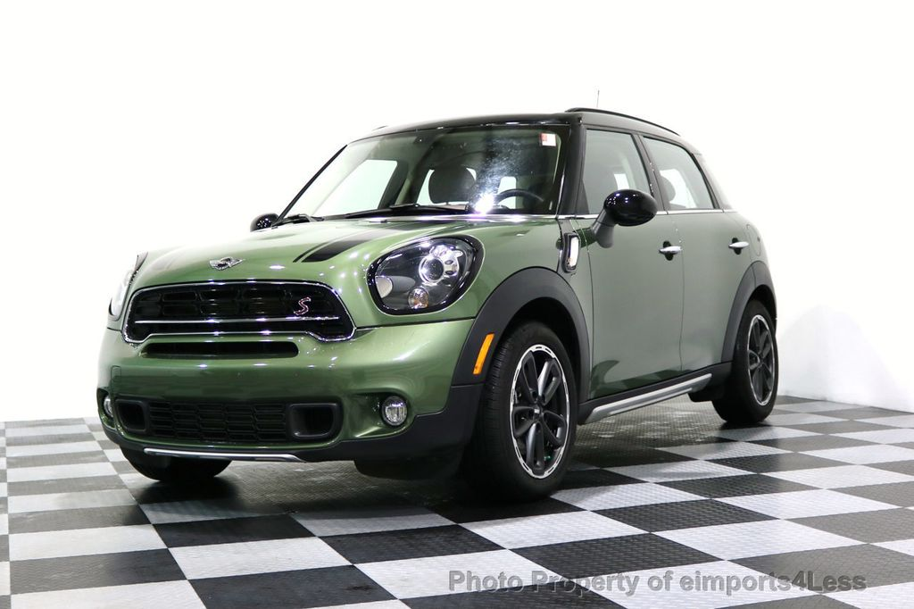 2015 MINI Cooper S Countryman CERTIFIED COUNTRYMAN S ALL4 AWD 6 SPEED - 17234272 - 11