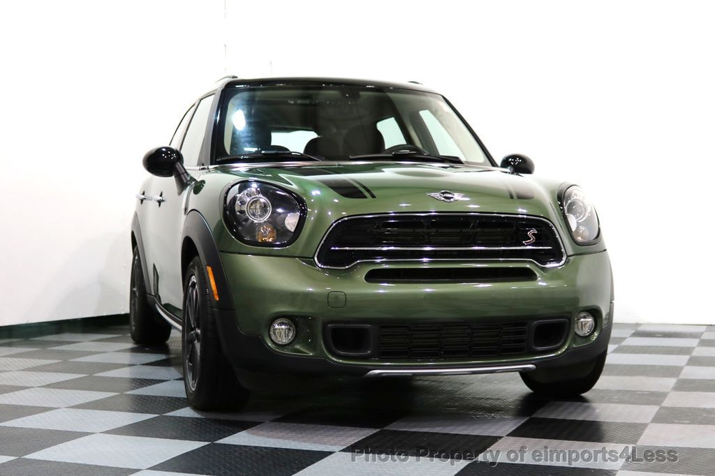 2015 MINI Cooper S Countryman CERTIFIED COUNTRYMAN S ALL4 AWD 6 SPEED - 17234272 - 12