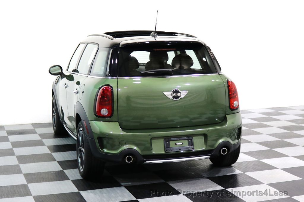 2015 MINI Cooper S Countryman CERTIFIED COUNTRYMAN S ALL4 AWD 6 SPEED - 17234272 - 13