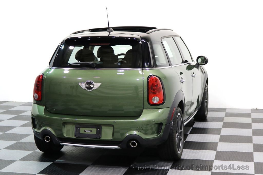 2015 MINI Cooper S Countryman CERTIFIED COUNTRYMAN S ALL4 AWD 6 SPEED - 17234272 - 15