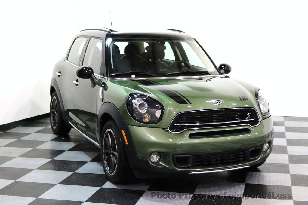 2015 MINI Cooper S Countryman CERTIFIED COUNTRYMAN S ALL4 AWD 6 SPEED - 17234272 - 1