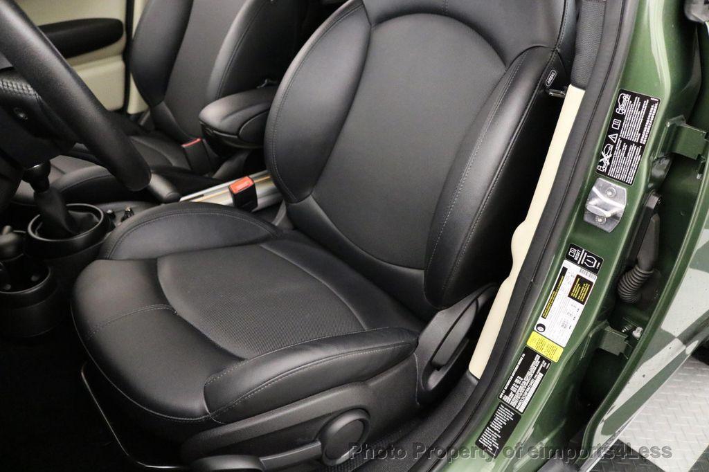 2015 MINI Cooper S Countryman CERTIFIED COUNTRYMAN S ALL4 AWD 6 SPEED - 17234272 - 20