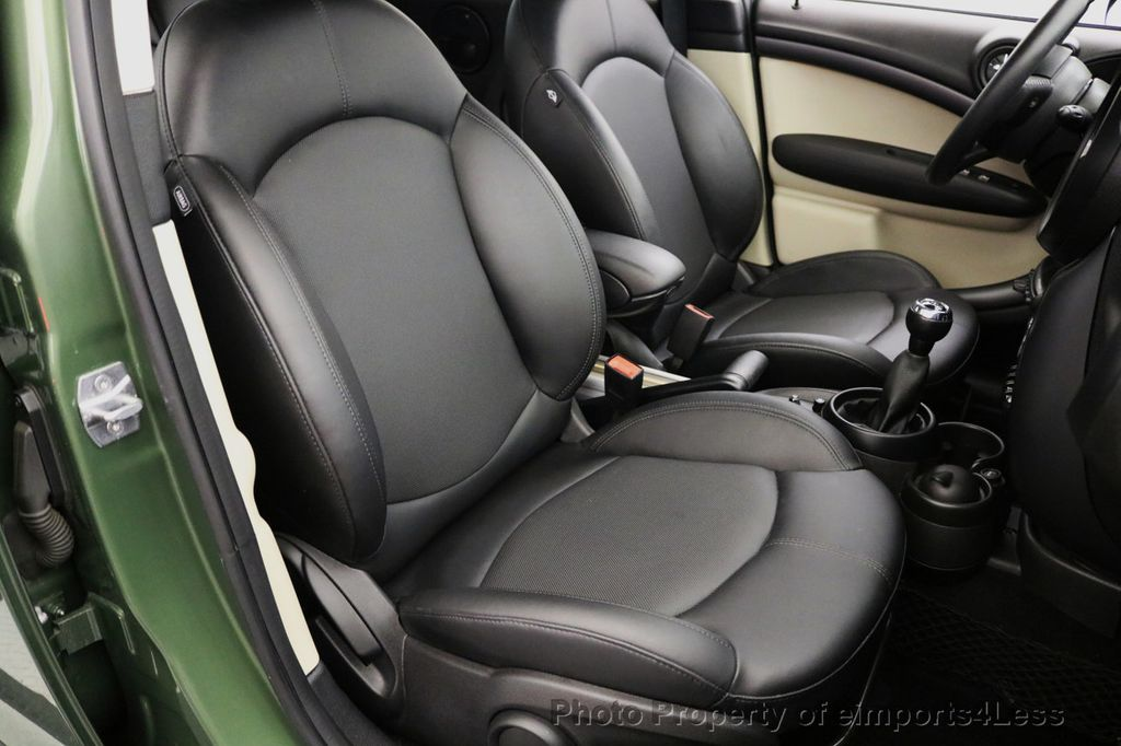 2015 MINI Cooper S Countryman CERTIFIED COUNTRYMAN S ALL4 AWD 6 SPEED - 17234272 - 21
