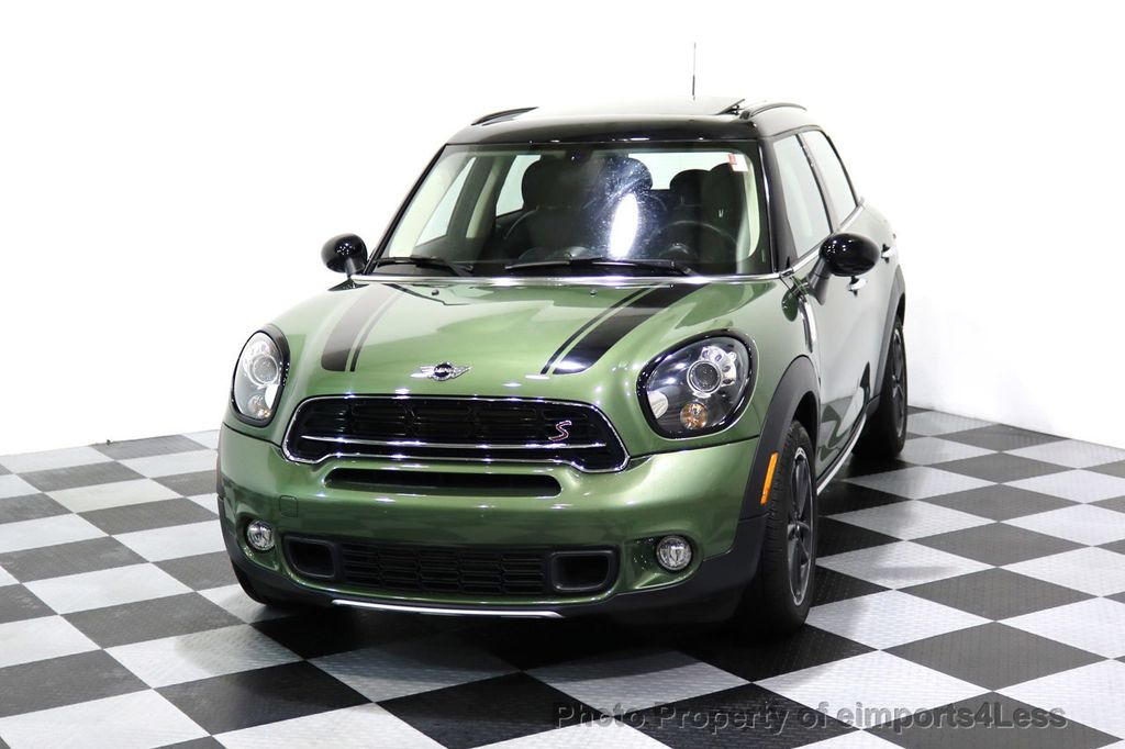 2015 MINI Cooper S Countryman CERTIFIED COUNTRYMAN S ALL4 AWD 6 SPEED - 17234272 - 24